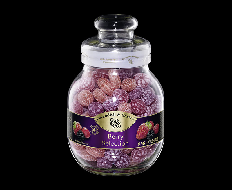 Berry Selection 966g
