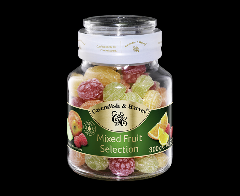 Mixed Fruit Selection 300g