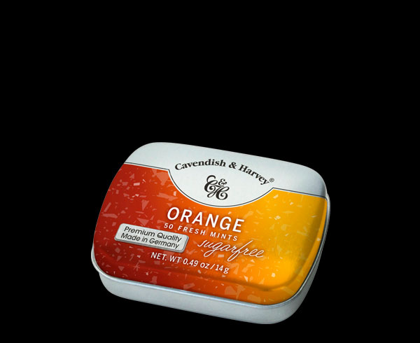 Orange Mints 14g