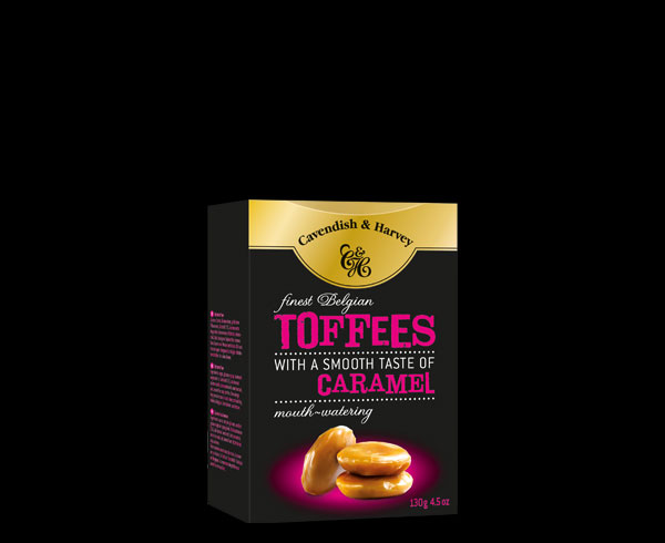 Finest Belgian Toffees 130g