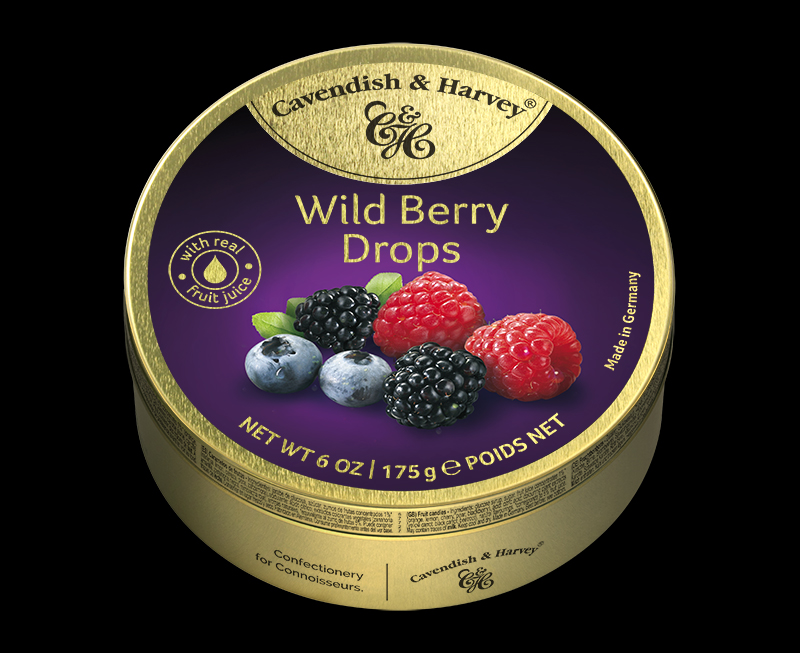 Wild Berry Drops 175g