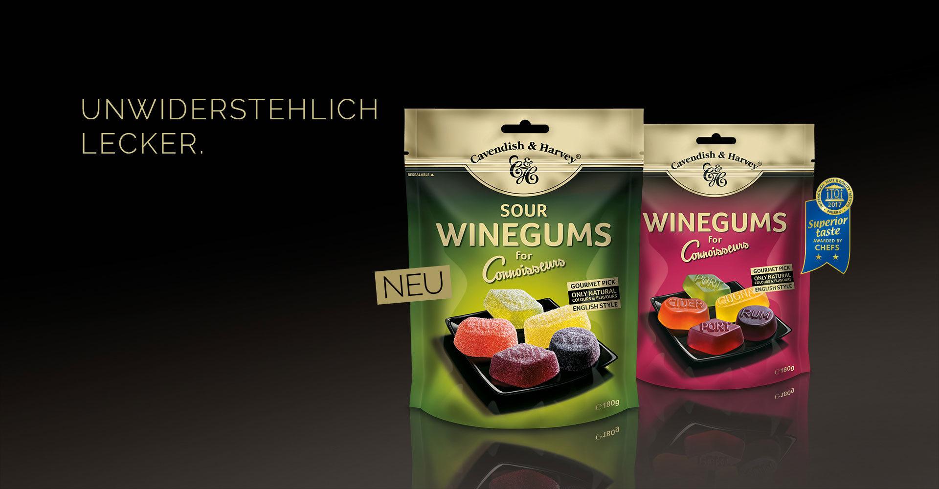 Winegums Mix