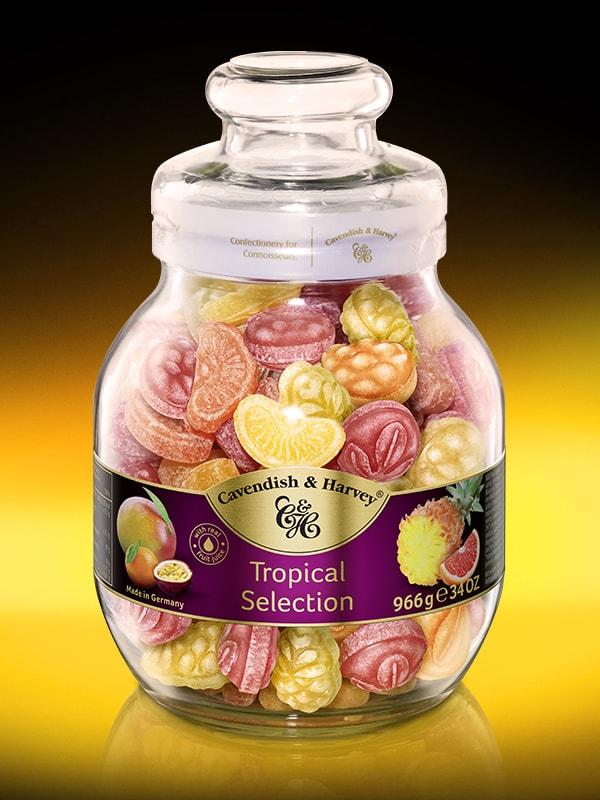 Tropical Glas