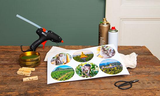 Fotorahmen Checkliste
