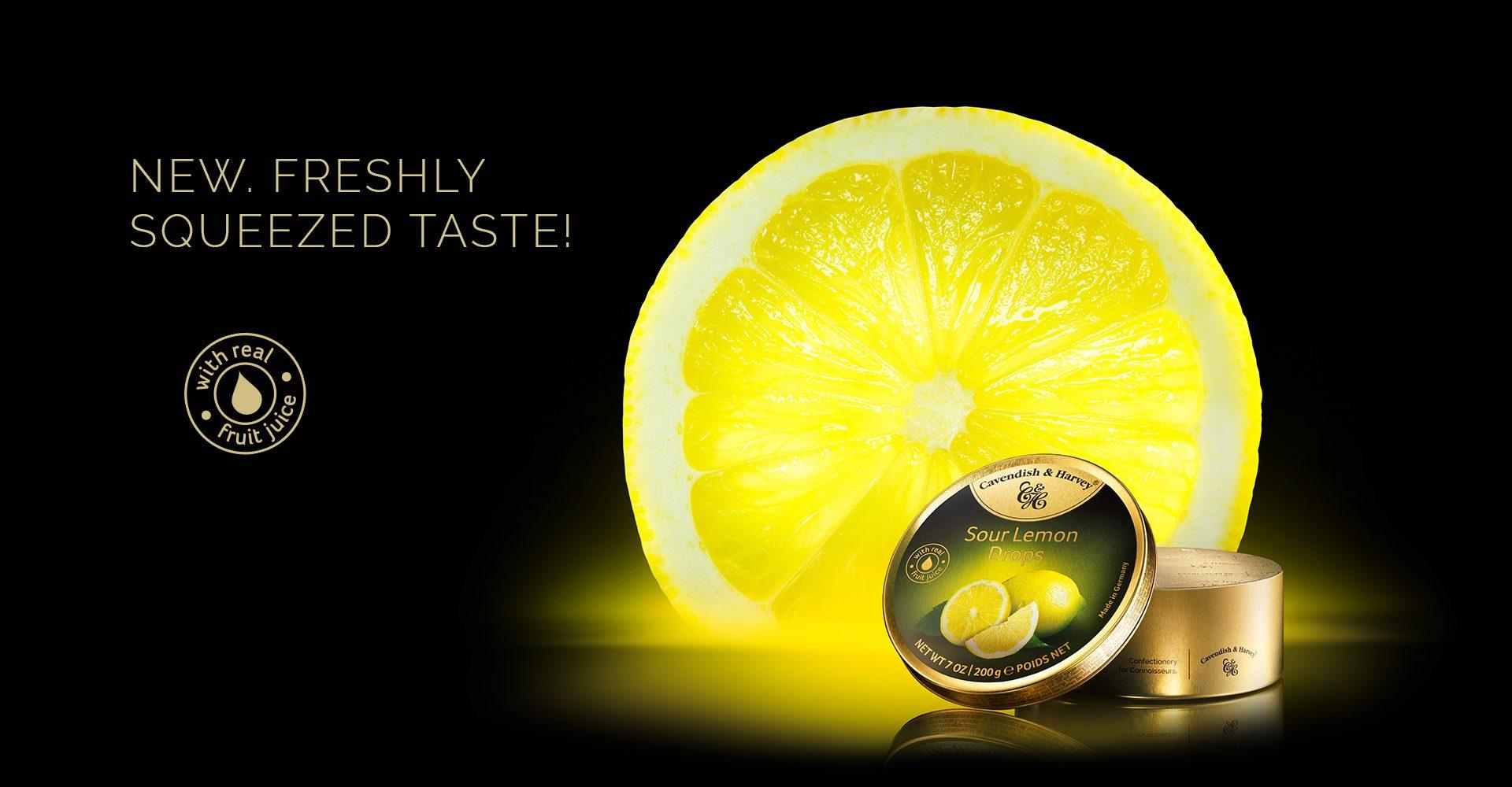 KeyVisual Sour Lemon