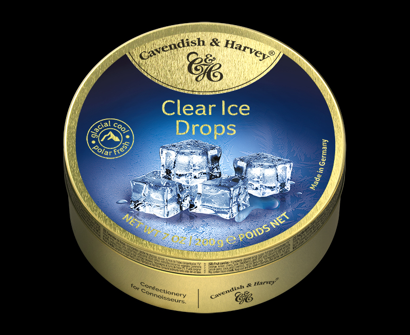 Clear Ice Drops 200g