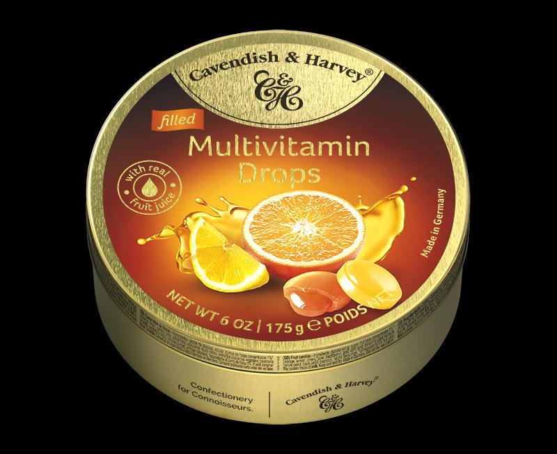 Multivitamin Drops filled 175g