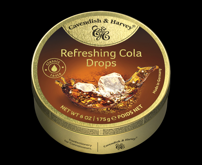 Refreshing Cola Drops 175g