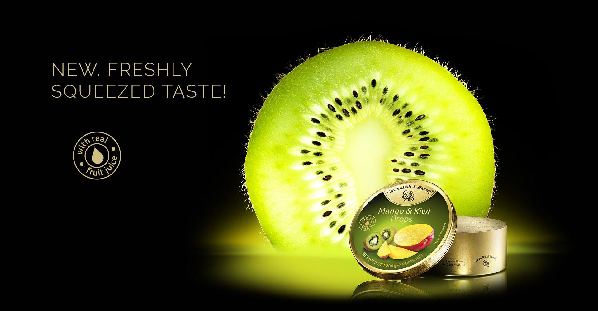 KeyVisual Mango-Kiwi