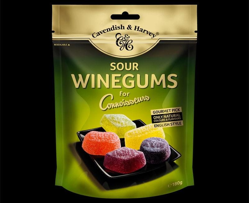 Sour Winegums for Connoisseurs